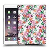 Head Case Designs Offizielle Ninola Suesse Blueten Botanisch 2 Soft Gel Hülle für iPad Air 2 (2014)