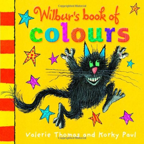 Wilbur's book of colours.
