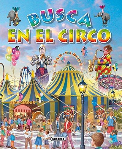 Busca en el circo por Equipo Susaeta