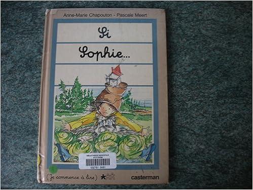 Télécharger en ligne Si Sophie-- pdf, epub