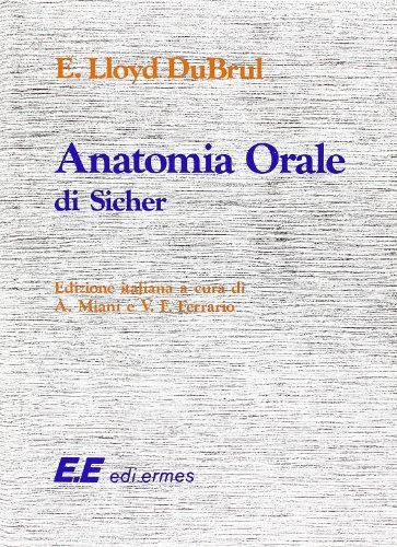 Anatomia orale di Sicher