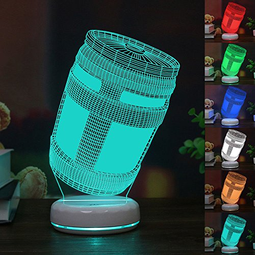 FORTNITE 3D Lamp