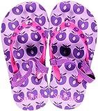 Flip Flop purple-farbene Badelatschen unisex SMAFOLK Dänemark