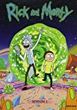 Rick & Morty: The Complete First Season (2pc) [DVD] [Region 1] [NTSC] [US Import]