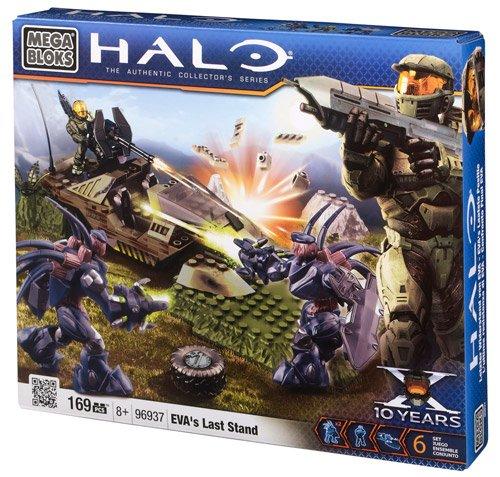 Mega Bloks 96937 - Halo EVA's Last Stand