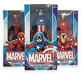 Marvel Action Figure Capitan America Avengers 15cm