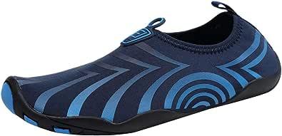 Xmiral Scarpe da Scoglio per Uomo e Donna per Immersione Nuotare Spiaggia Surf Yoga Sport Acquatico Traspirante Antiscivolo