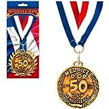 Médaille d'Or des 50 ans