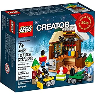 Lego Creator Toy Workshop box set 40106 2014 limited edition