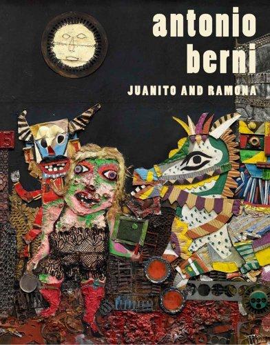 Antonio Berni: Juanito and Ramona (Museum of Fine Arts, Houston) by Mari Carmen Ramirez (2014-01-03)