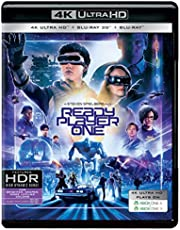 Ready Player One (4K UHD + Blu-ray 3D + Blu-ray) (3-Disc)