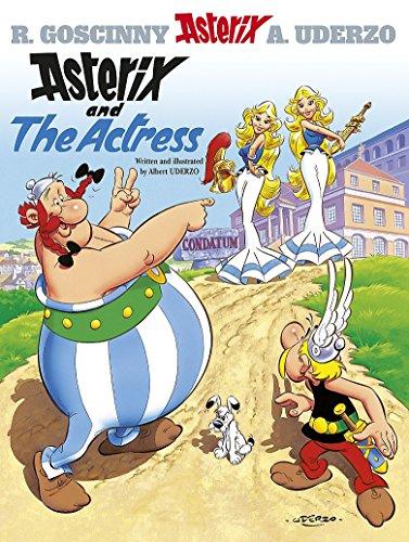 Asterix And The Actress: 31 por Goscinny & Uderzo
