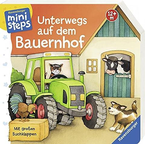 Unterwegs auf dem Bauernhof: Ab 12 Monaten (ministeps