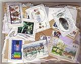 Briefmarken-Kiloware: (DEUTSCHLAND-BRIEFMARKEN) Eine Packung 50gr Briefmarken - Mit Sondermarken, Gedenkmarken und überw. Dauerserien. ............(keine [Broschüre]