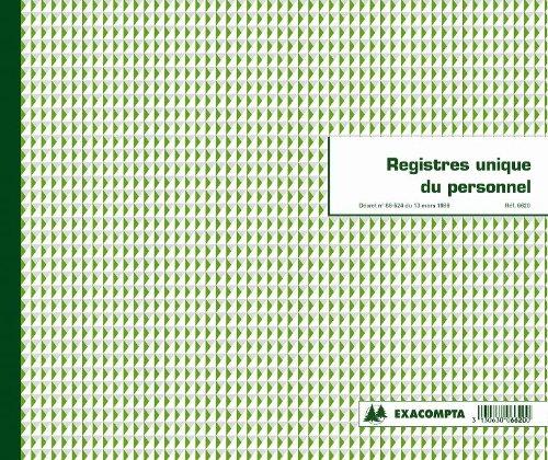 exacompta-6620e-piqure-registre-unique-du-personnel-27-32-40-pages