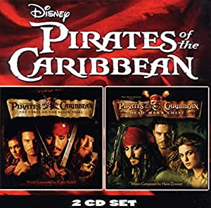 Pirates of the Caribbean 1+2 (Fluch der Karibik 1+2)