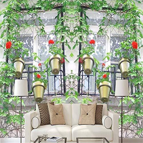 zyyaky Wallpaper Bedroom Living Room TV Background Wallpaper Wall 3D