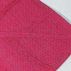 Esprit Maison D'Ailleurs - 3009226, Mantel Individual , 30 X 45 Cm , Feuille , Fibra Papel , Rosa