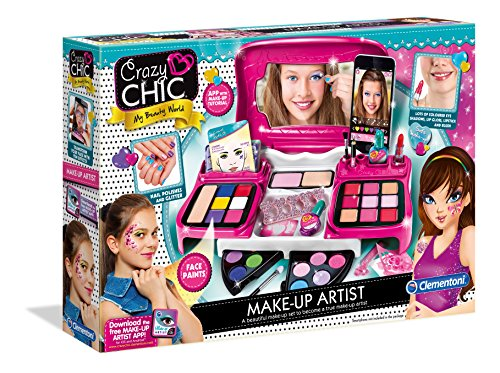 Spielzeug Clementoni 15770.9 Nagelstudio Crazy Chic