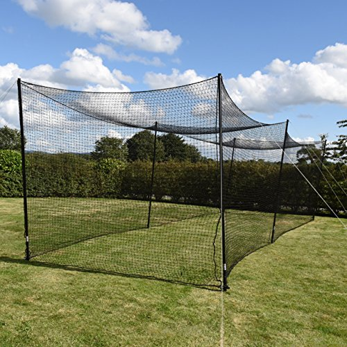 FORTRESS Ultimate Baseball Net & Poles - the very best Baseball cage on the market Test