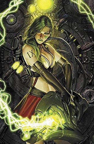 Aphrodite IX: Rebirth Volume 1 (Aphrodite IX Rebirth Tp)