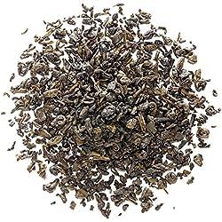 Gunpowder Grüner Kügelchen Tee China - Schießpulver Grüner Tee - Chinese Zhu Cha Lose Blätter - Gerollt Pellets Zhucha Tee
