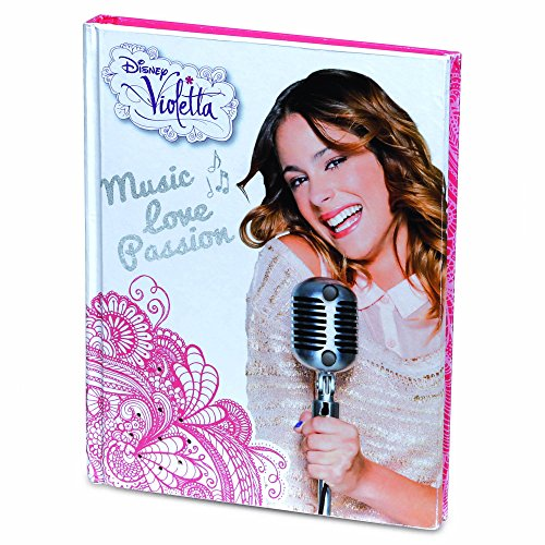 Giochi Preziosi - Violetta V-Diary Voice Recorder Diario con Registratore e Speaker