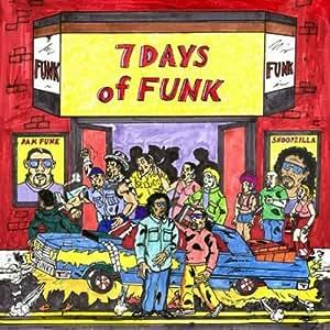 "7 Days Of Funk [7"" VINYL]"