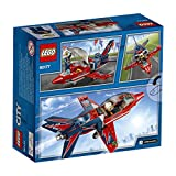 LEGO UK - 60177 City Great Vehicles Airshow Jet Building Toy