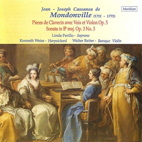 Pièces de Clavecin avec voix ou violon, Op. 5: VII. Benefac, Domine, Bonis (Reiter 5 7)