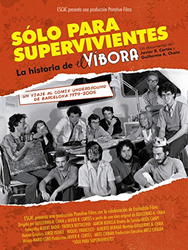 Solo para supervivientes [Only for survivors]