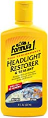 Formula 1 615874 Headlight Restorer (237 ml)