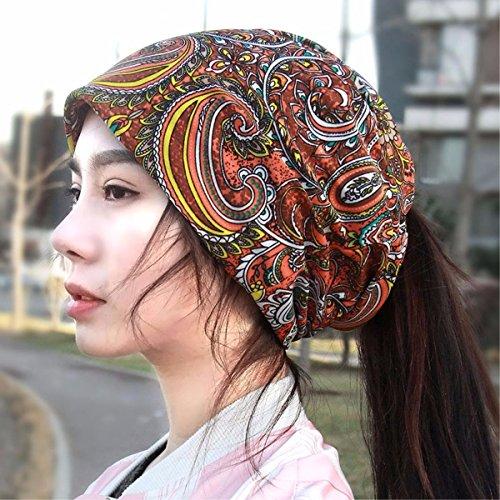 XINQING-MZ Im Herbst einen Hut Schal Kappe, die GAP auf eine Glatze Nachrüstsatz Klimaanlage auch storehouse Cap atmungsaktive Feuchtigkeit, Farbe