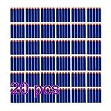 F-Eshion Elite Dart, 200pcs 7,2 cm Refill Darts für Nerf N-Strike Elite Serie Blaster Spielzeugpistole