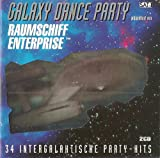Galaxy (Doppel-CD, 34 Titel, incl. Dr. Mabuse, Paranoimia, Theme From Enterprise, Our Darkness, Die Roboter, Pump Up The  Volume etc.)