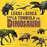 Leggi e gioca con la tombola dei dinosauri. Ediz. a colori. Con gadget