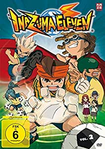 Inazuma Eleven - Vol. 2 (Episoden 8-14)