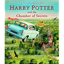 Harry Potter 2 and the Chamber of Secrets (Harry Potter Illustrated Edtn, Band 2)