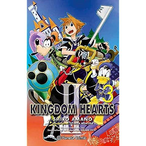 Kingdom Hearts II - Número 3