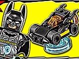 Clip: Batman Batmobile Pack 3-in-!