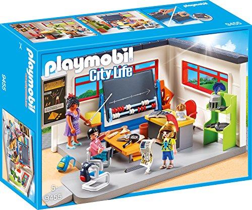 Playmobil 9455Juguete–Aula geschic htsu nterricht