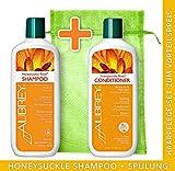 AUBREY Honeysuckle Rose Haarpflege-Set Shampoo + Spülung je 325ml