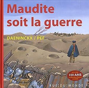 vignette de 'Maudite soit la guerre (Didier Daeninckx)'