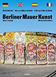 Berliner Mauer Kunst: Mit East Side Gallery