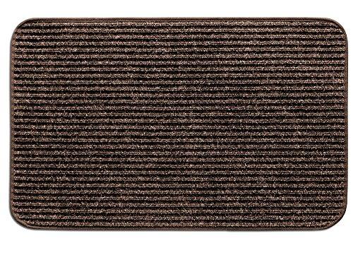 Prest-O-Fit 2–0451ruggids Fußmatte Sierra Braun 19in. x 30in.