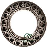 coowee CW/® Pneu Large pour Roue motrice 8 Pouces Gomme Tendre Confortable Compatible e-twow