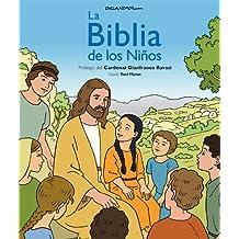 La Biblia De Los Niños (Biblioteca Religiosa)