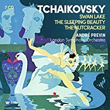 Tchaikovsky: The Ballets (Swan Lake, Nutcracker, Sleeping Beauty)