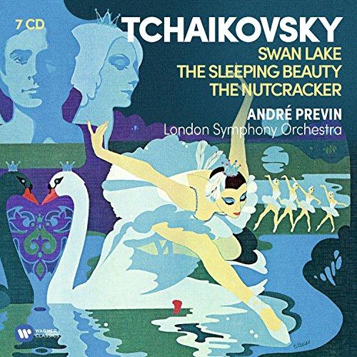 Tchaikovski: 3 Ballets (le Lac des Cygnes...)