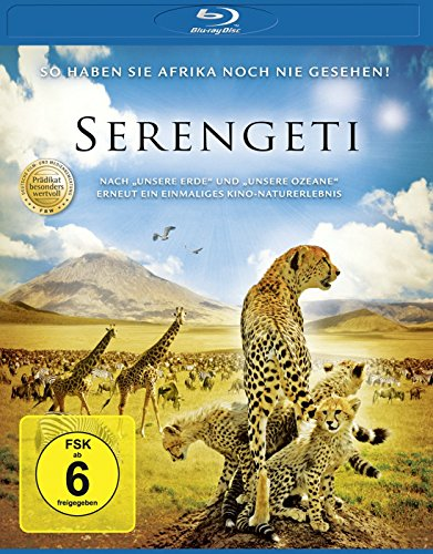 Serengeti [Blu-ray]
